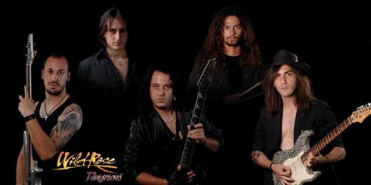 Wild Rose - Dangerous band
