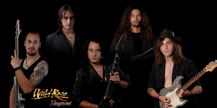 Wild Rose - Dangerous band