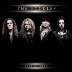 thepoodles-tourdeforce-front
