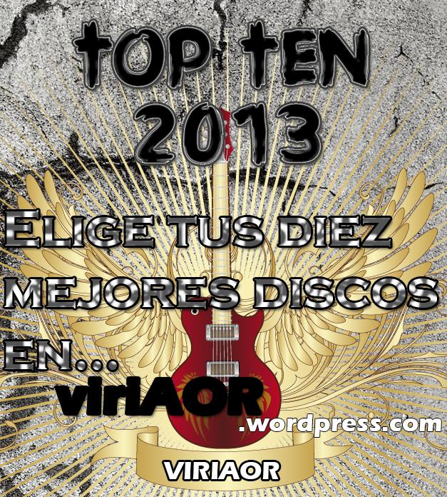 TOP TEN 2013