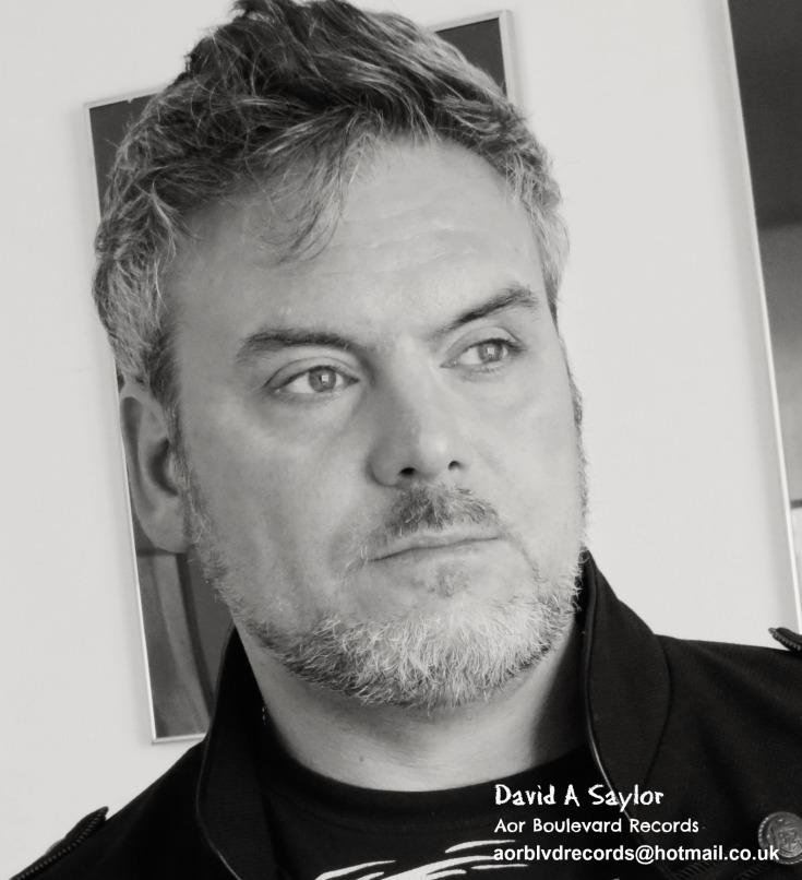 David A Saylor Promo pic 2