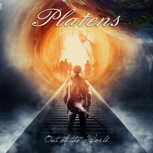 Platens - Out Of The World (front)