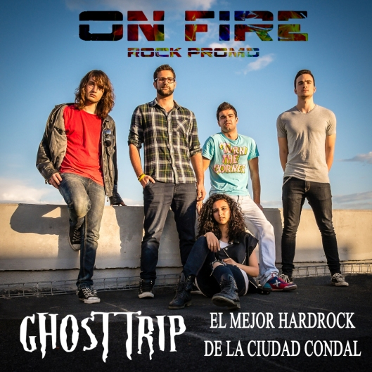 Ghost Trip y On Fire