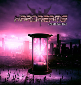 HARDREAMS- PORTADA COUNTDON TIME -DEFINITIVA