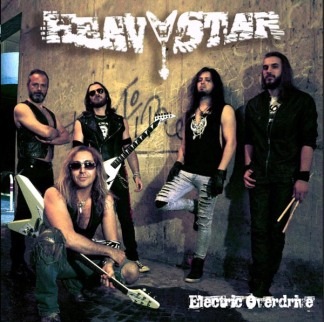 HEAVY STAR CD cover
