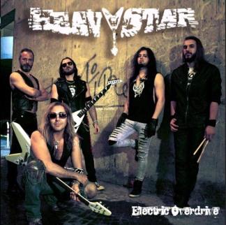 HEAVY STAR CD cover