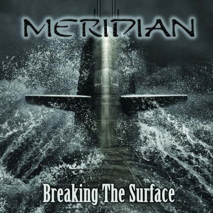 Meridian - Breaking The Surface album Cover 2016