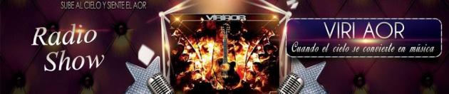 Portada grande ViriAOR Radio Show