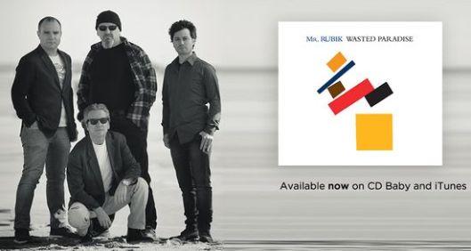 Mr. Rubik - Wasted Paradise - inside