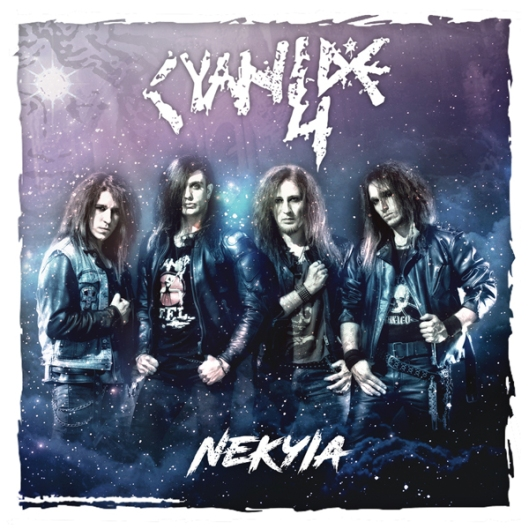 CYANIDE 4 - CD cover