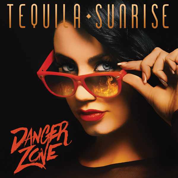 TEQUILA SUNRISE - CD cover