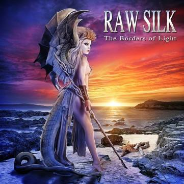 Raw Silk - The Borders Of Light_Front Cover