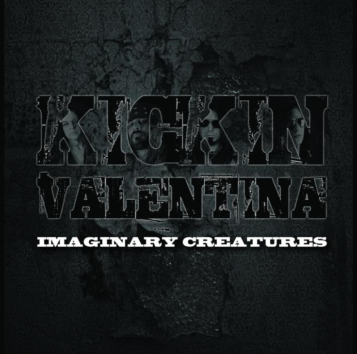 Kickin Valentina - Imaginary Creatures (album cover final)