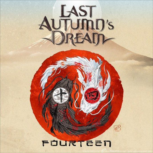 Last Autumn's Dream - Fourteen - front