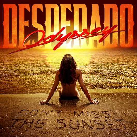 LPM058 - Odyssey Desperado - Don't Miss The Sunset - (Info Sheet 2018)