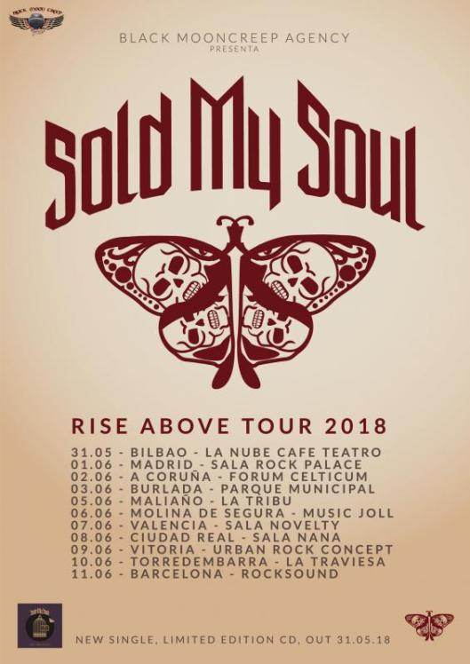 SoldMySoul_SPAIN_2018_-_Tour_Poster