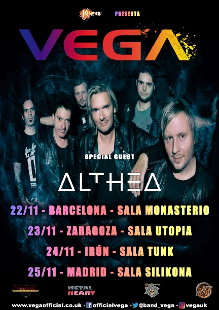 vega-spanish-tour