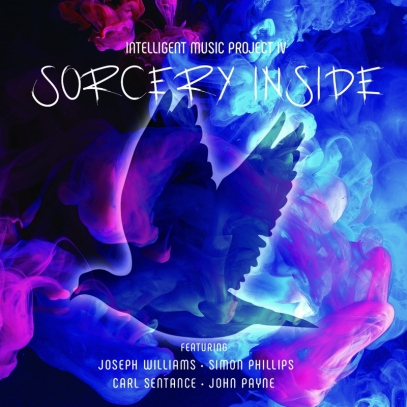 Intelligent Music Project IV - SORCERY INSIDE - front