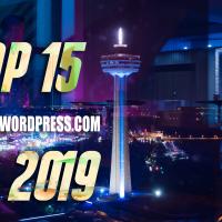 Top 15 2019.